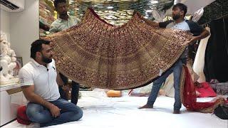 Designers Lehenga in Chandni Chowk Delhi (Unique Taste of Verity Of Maharani)