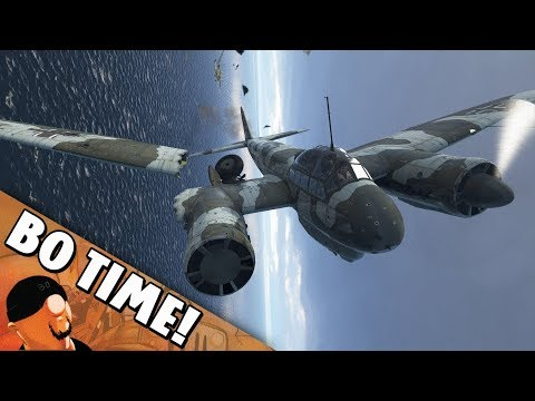 "War Thunder - Ju 88 C-6 ""Fight Over The Channel"""