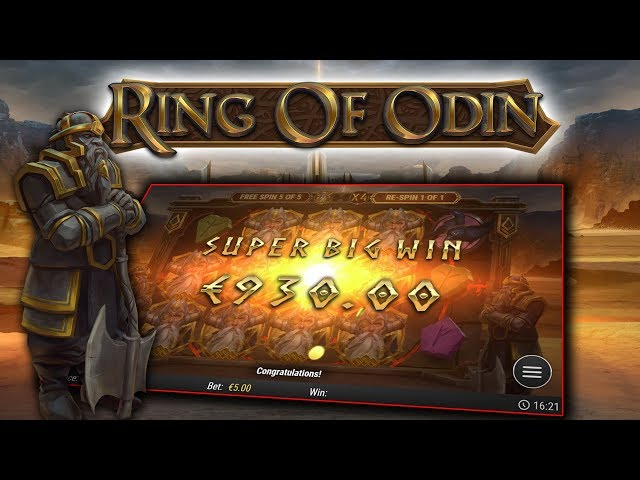 RING OF ODIN (PLAY'N GO) ONLINE SLOT