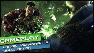 Unreal Tournament 3 Black Edition Gameplay PC HD