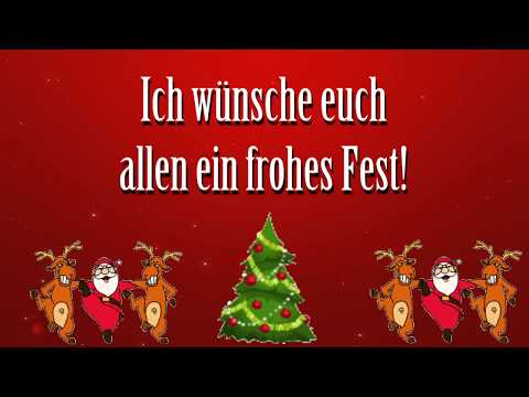 ADVENTSGRÜßE FÜR DICH! 🎄 Lustige Weihnachtsgrüße, 4. Advent Gruß WhatsApp kostenlos 2017
