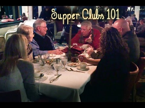 Supper Club 101