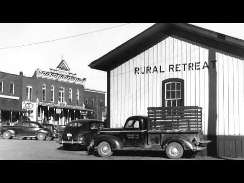 Trailer:  Rural Retreat Depot: Its History, its Impact, its Future