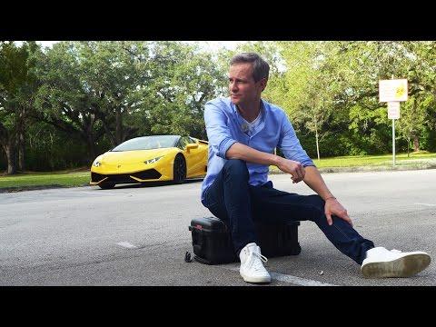 Der neue Lamborghini Huracán Spyder - GRIP - Folge 353 - RTL2