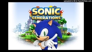 Generations blur download sonic soundtrack blue