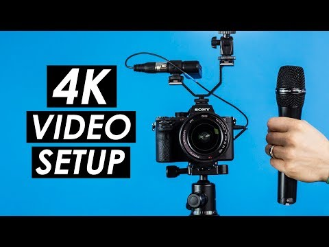 What's in My Camera Bag 2018? — 4K Video Equipment List