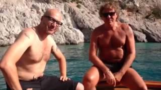IN QUESTA NOTTE FANTASTICA #lorenzoneglistadi Promo Saturino e Renzo Rosso