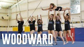 Woodward 2018 Preseason - Day 1