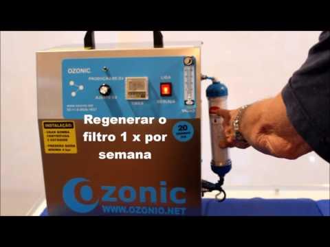 Gerador de Ozonio OZONIC C20 EL