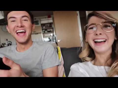 Zoe and Mark Funniest Moments 18