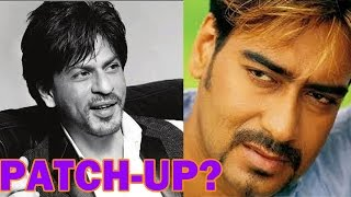 Shahrukh Khan and Ajay Devgn's PATCH UP!!   Bollywood News