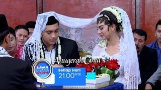 ANUGERAH CINTA : Arka dan Naura menikah