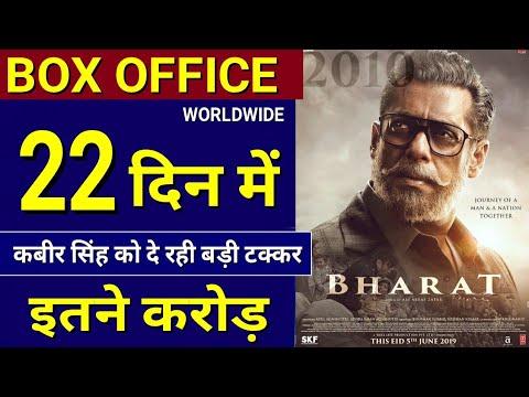 Bharat Box Office Collection Day 22, Bharat Full Movie Collection, Salman Khan, Katrina Kaif