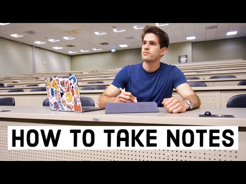 How I Take Notes On My iPad Pro in College & How I Use Notability  | KharmaMedic