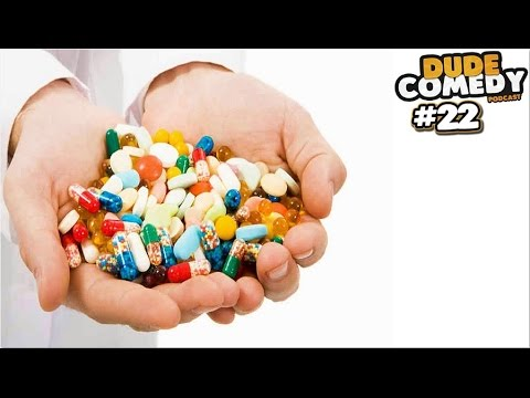 DudeComedy Podcast #22 - Colby Takes MOLLY By Accident? Hangovers Get Harder w/ Age, Truth Serum