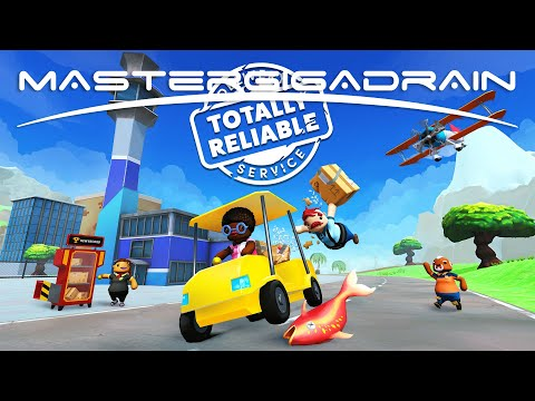 Fun with physics II | Totally Reliable Delivery Service (Xbox) | MasterGigadrain