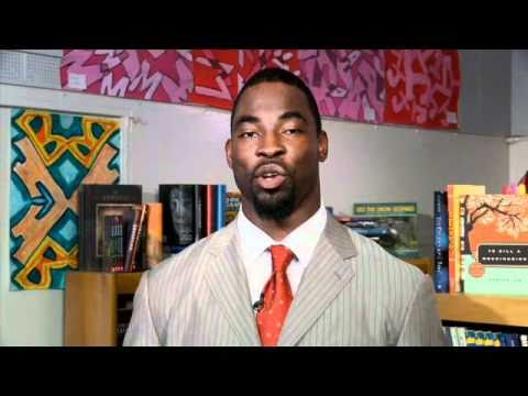 Justin Tuck - Read Every Day PSA - Reading is a Winning ...
