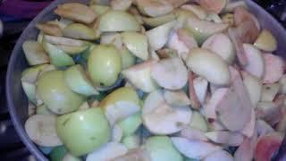 яблочное пюре НЕЖЕНКА(вкус детства)