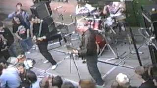 NoMeansNo - 08 + 09 Oh No Bruno + The Day Everything  - Live in Warsaw, Dziekanka, 25 05 1990