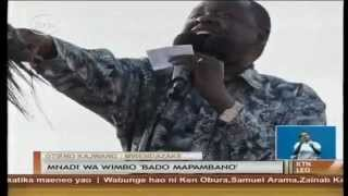 Bado mapambano: Kumbukumbu ya maisha ya marehemu Otieno Kajwang'