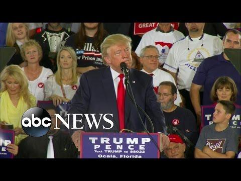 Donald Trump Sees 'Sinister Deal' Behind Republican Revolt