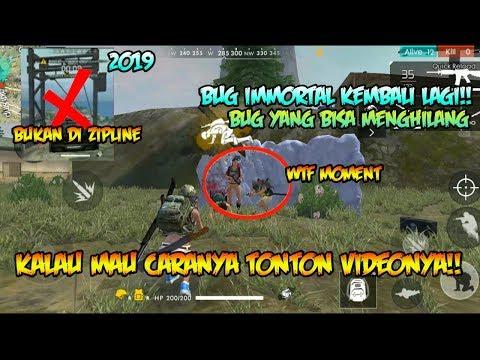 BUG GHOST IMMORTAL BALIK LAGI DI 2019!! TONTON VIDEO INI KALAU MAU CARANYA!! FF INDONESIA