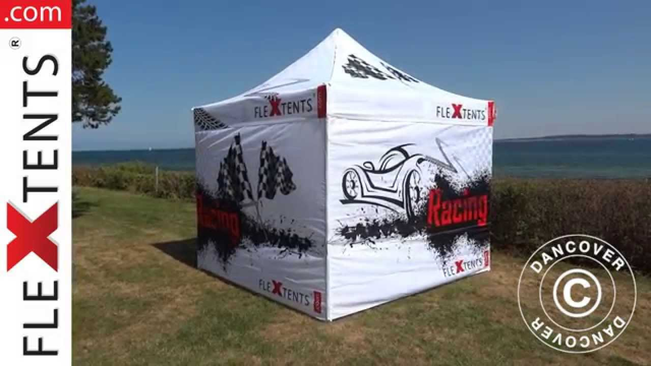 Race Tents Pit Tents Flextents Limited Edition Youtube