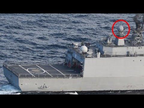 防衛省、韓国軍のレーダー波形を公開へ 火器管制レーダー照射で
