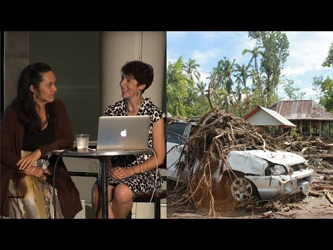 Climate Change, Globalization, and Island Culture - AMNH SciCafe