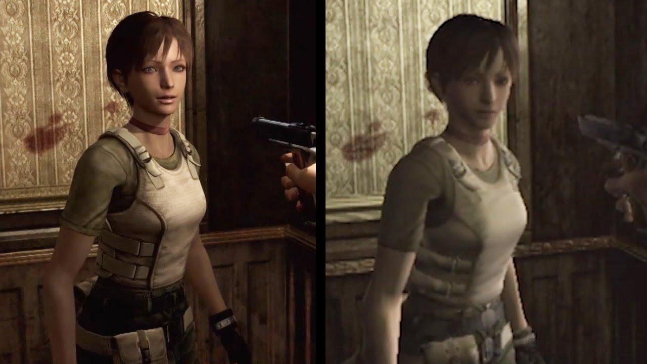 Resident Evil Zero Mods