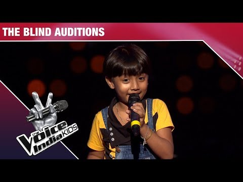 Priyadarshan Deka Performs on Yaad Aa Raha Hai | The Voice India Kids | Episode 4