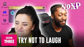 TRY NOT TO LAUGH: Jemel One Five Vs bambinobecky | No XP Episode 2