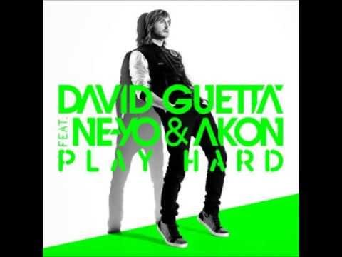 Play Hard Instrumental  David Guetta feat NeYo, Akon