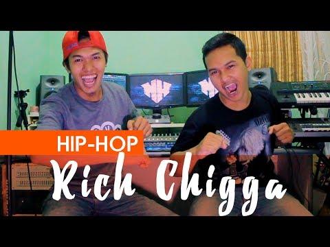 Tutorial Fl Studio -Cara membuat beat hip-hop seperti Rich Chigga