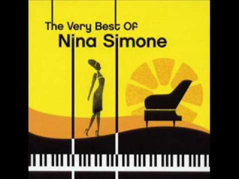 Nina Simone- I Think It's Going To Rain Today + Lyrics