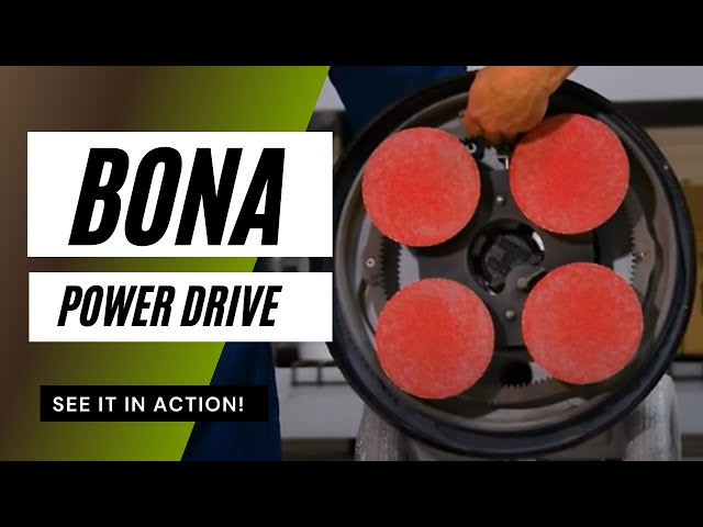Bona FlexiSand PowerDrive Review