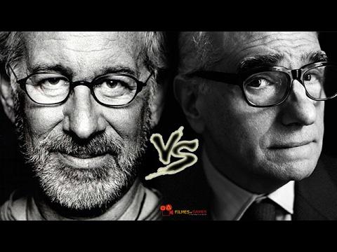 Steven Spielberg Vs Martin Scorsese - Queda de Braço #9