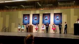 Australian International Oireachtas 2014 Senior Dance of the Champions (17yrs - 23+yrs)