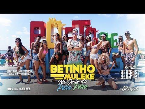 BETINHO MULEKE - NA ONDA DO PARAPARÁ - CLIPE OFICIAL