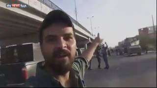 """""""حسينيات"""" للحشد الشعبي في الفلوجة"""