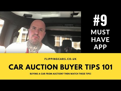 Car Auction Apps >> Heres A Useful App Car Auction Private Buyer Tips 101 Tip 9 Youtube