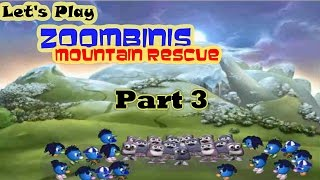 Let's Play Zoombinis Mountain Rescue Part 3 - Finally Some Thinking