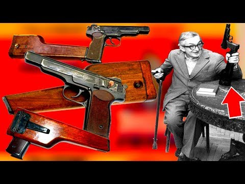 видео: История пистолета Стечкина, почему Стечкин лучший пистолет?
