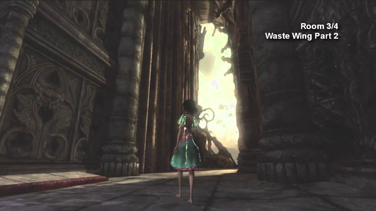 Alice Madness Returns Chapter  Radula Room