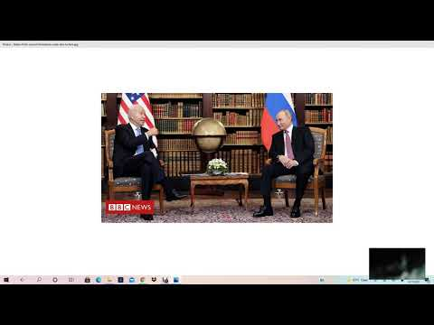 Biden Putin BLM