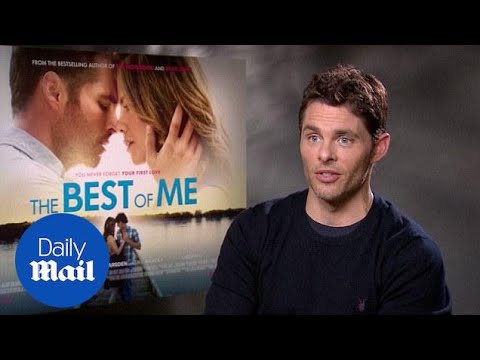 James Marsden discusses his path to acting  Daily Mail
