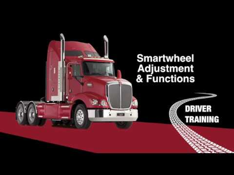 Kenworth T409 Smart Wheel 0119