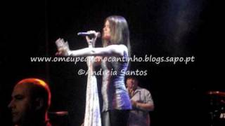Joss Stone - 4 and 20 Live at Lisbon Coliseum 15/02/2010
