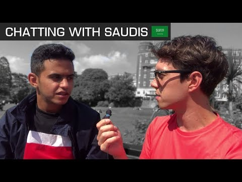 Speaking Arabic With Saudis
