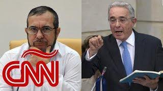 Timochenko: Estoy cansado de tenderle la mano a Uribe